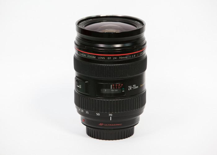 2470 mm Canon Lens - 2