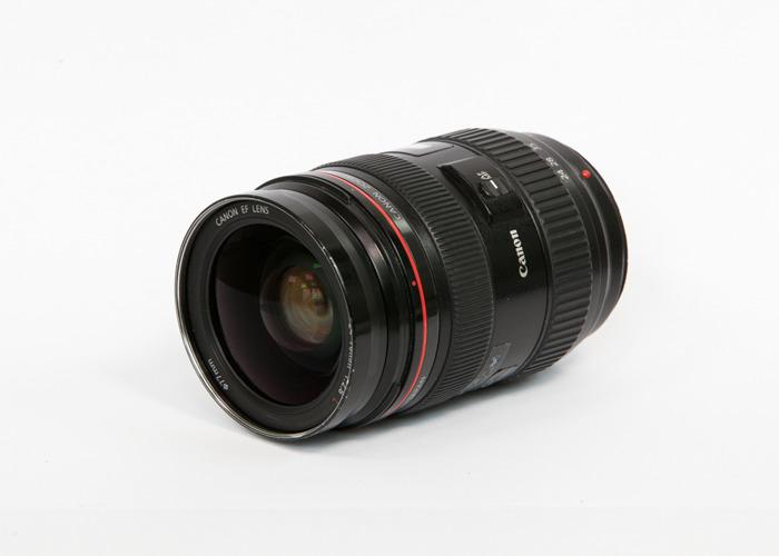 2470 mm Canon Lens - 1