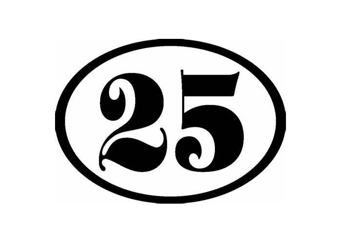 25 - 1