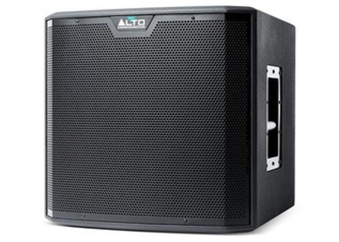 2.5K Alto Powered Subs TS215A - 1