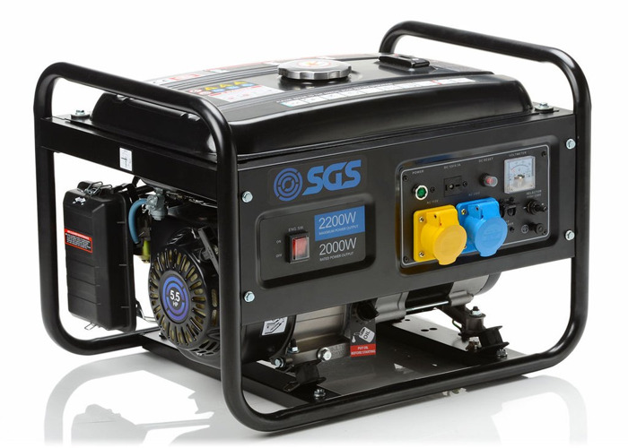 2.8k Petrol Generator portable power  - 1