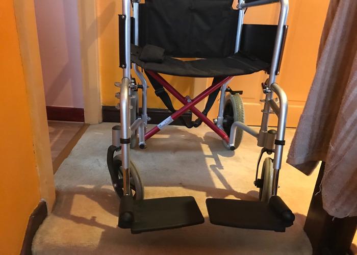 2GOabitlity wheelchair - 1