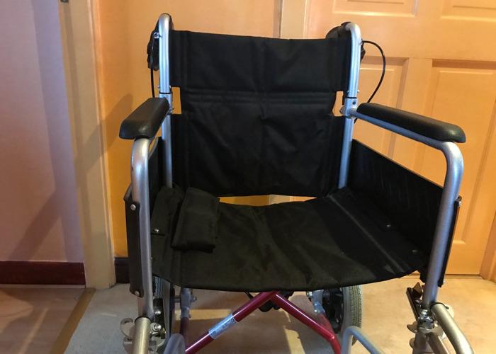 2GOabitlity wheelchair - 2