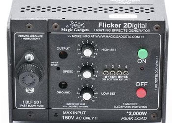 2K Magic Gadget - 1