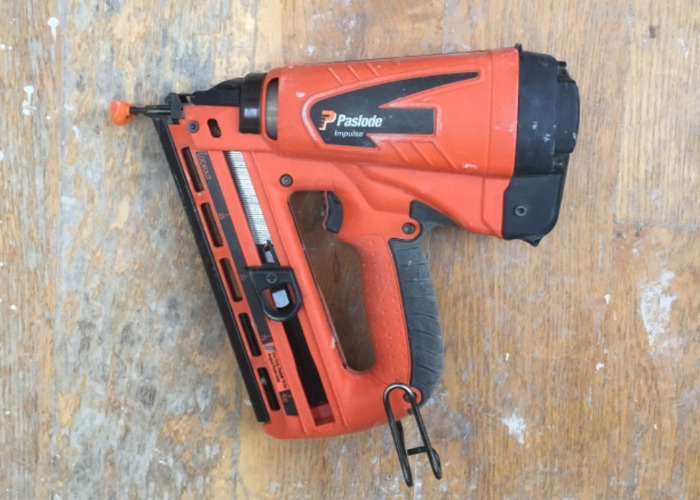 2nd Fix Paslode Nail Gun - 1