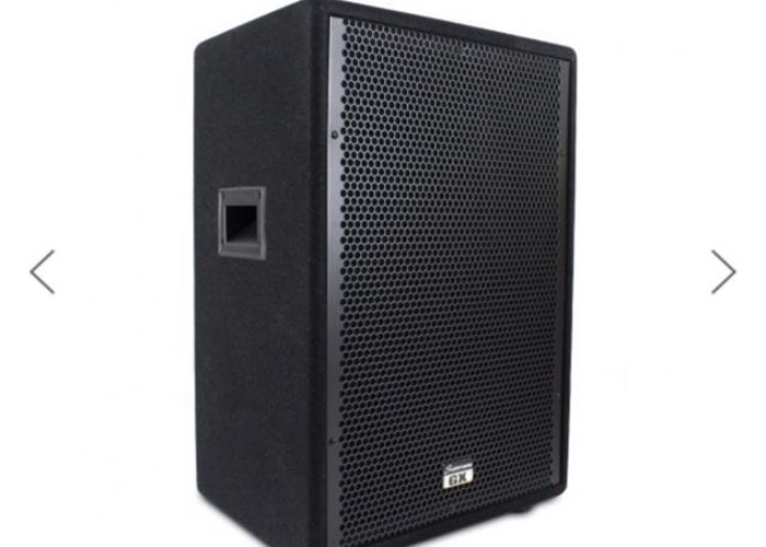 PA system (Speakers)  - 1