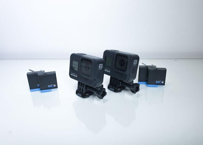 2x Go Pro 8 Black - 1