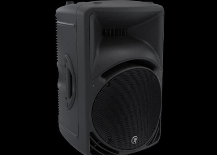 Speakers - 2x Mackie 450 Speakers  - 1