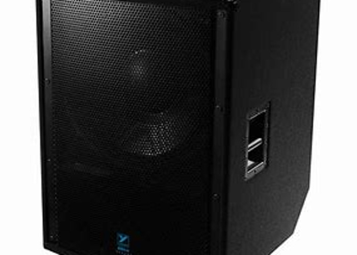 3600(7200) Watt Amplifier Peak 2X YORKVILLE SUBWOOFER SPEAKER LS2100P - 1