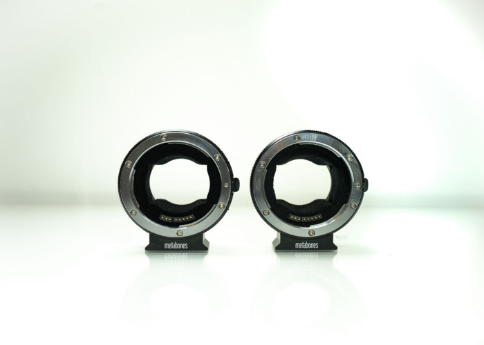 2x Metabones Canon EF to Sony E-Mount Adapter, London - 1