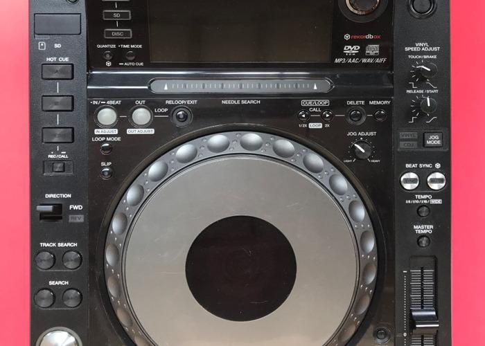 2x Pioneer CDJ 2000NXS Nexus (Pair) - 1
