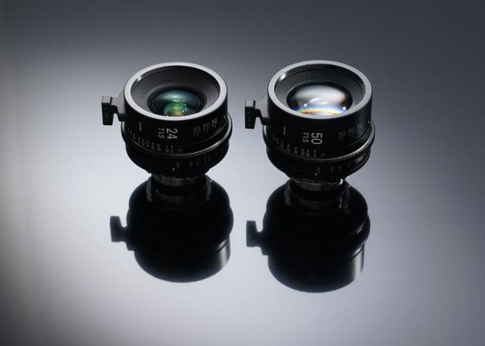 2x Sigma Cine FF Lenses (Choose 2 of 3 Superspeeds 24, 50, 85 T1.5 PL Mount) - 1