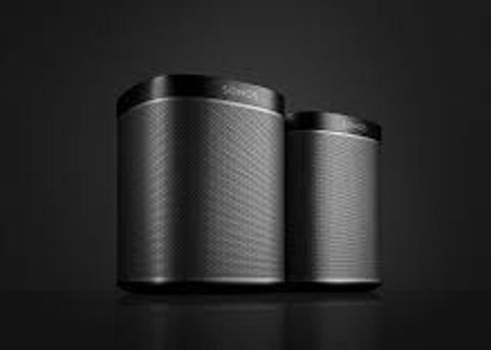 2X Sonos Play 1 Speakers - 1