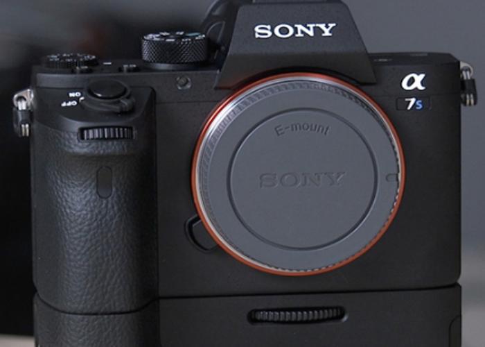 2x Sony a7S ii (4K) w/Metabones, Card & Battery Package - 2