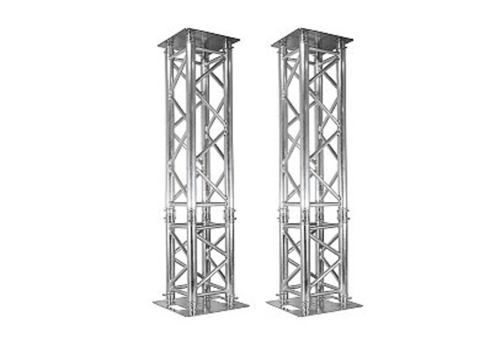 2x Truss Podium Stands 2m - 1