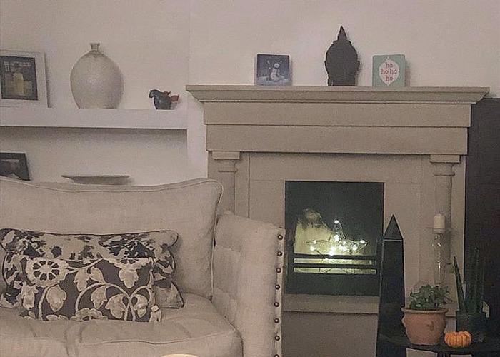 3 piece suite - 3 seater sofa + armchair + ottoman - 2