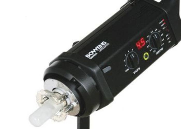 Bowens Gemini Pro 500 x 3 - 1
