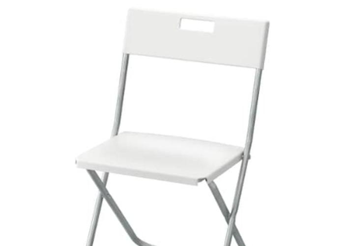 30 Folding Chairs - 1