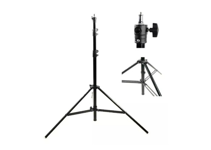 240cm Air Cushioned Light Stand  - 1