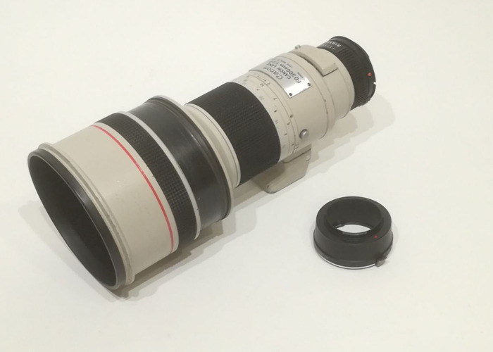 300mm f2.8 Canon L series with mount for Ef and E series - 1