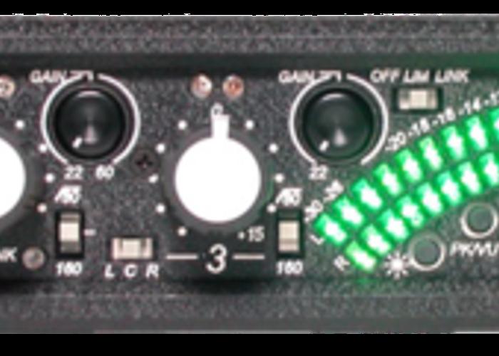 302 Portable 3 Channel Field Mixer - 2