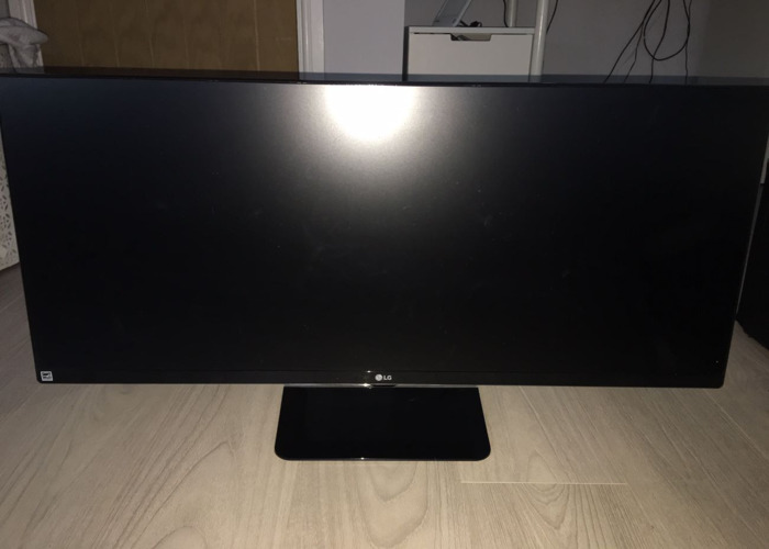 "32"" Ultrawide LG Monitor - 2"