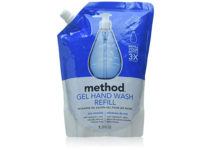 34OZ Sea Hand Wash by Method - 1