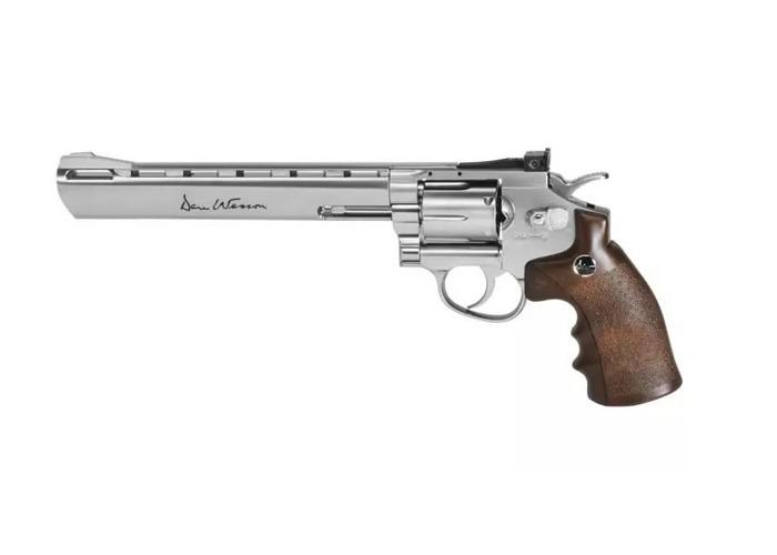 """357 revolver prop gun 8"""" barrel - 1"""