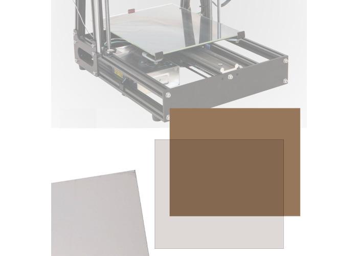 3PCS 220*220*0.8mm Polyetherimide PEI Sheet For 3D Printer - 2