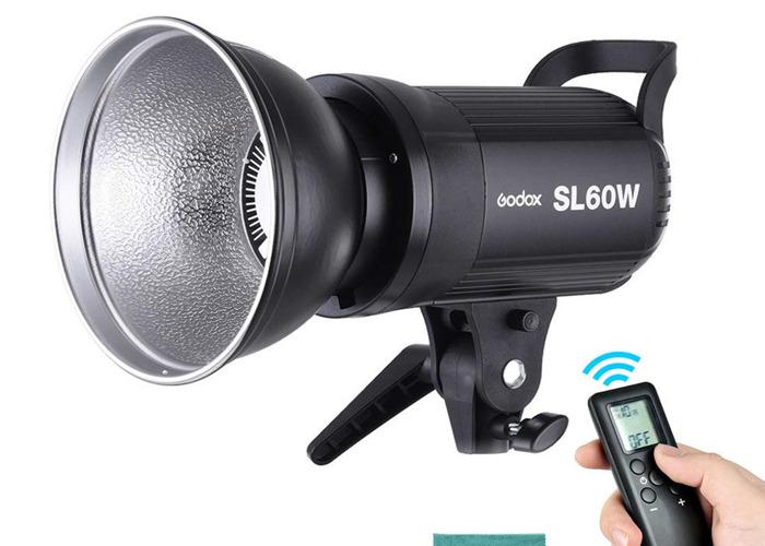 3x Godox SL-60W 5600K Daylight Video Light  - 2
