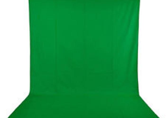 Rent 3x6M Green Screen Cloth in London