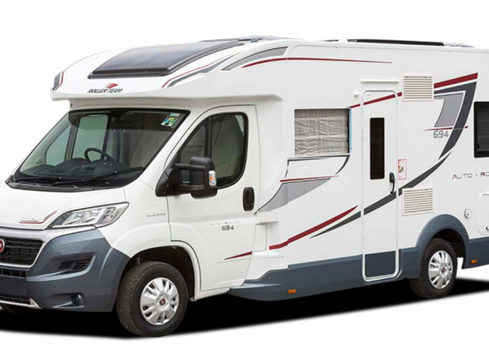 4 Berth Auto-Roller 694/Zefiro 696 Automatic Motorhome with  - 2