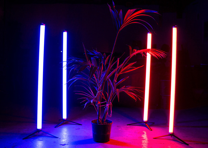 4 x Astera AX1 Kit with Astera Remote / Pixel tube LED Video Lights Event Pixeltube Neon Light - 1