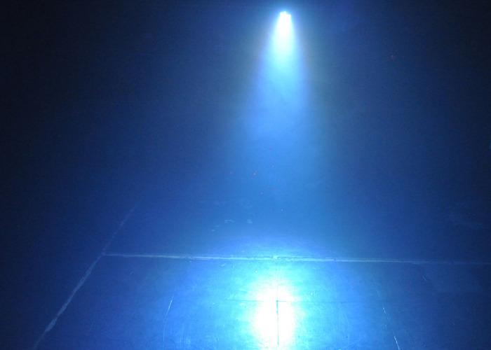 4 X Sound Active 12W LED Club Par Lights (4 Available)  - 2