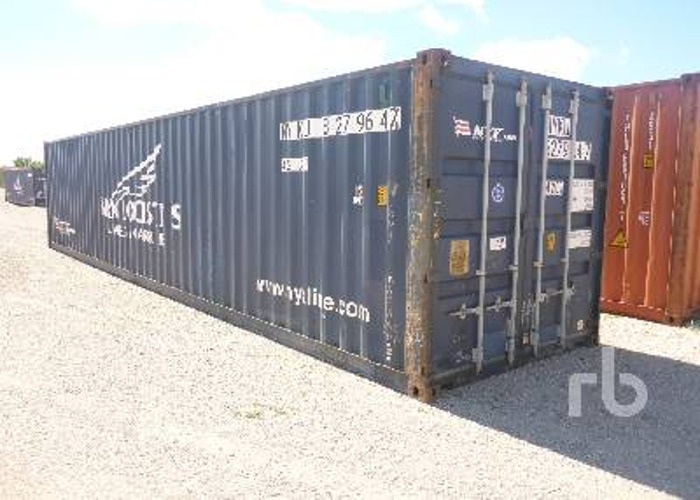 40 ft. Storage Container - 2