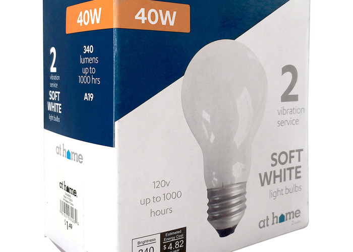 Rent 40w Soft White Bulb In New Orleans