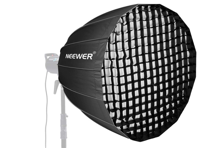 48 inches Deep Parabolic Softbox with Bowens Mount - 1