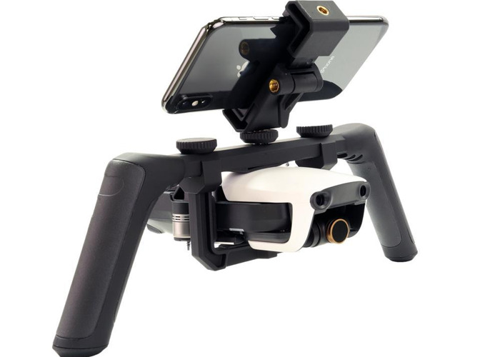 4K DJI Mavic Air with Filters, Hand Gimbal (Katana) - 2
