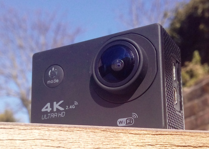 4K Ultra HD Action Cam - 1