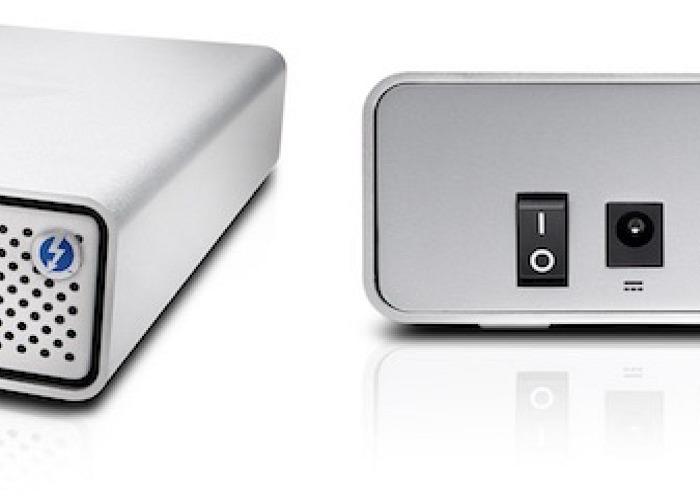 4TB Thunderbolt3 GDrive Desktop - 1