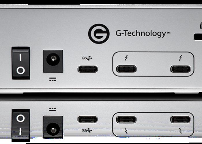 4TB Thunderbolt3 GDrive Desktop - 2