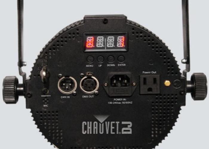 4x Chauvet Slim Par Q12  - 2