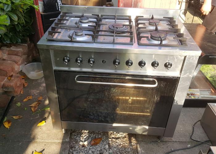 5 burner cooker - 1
