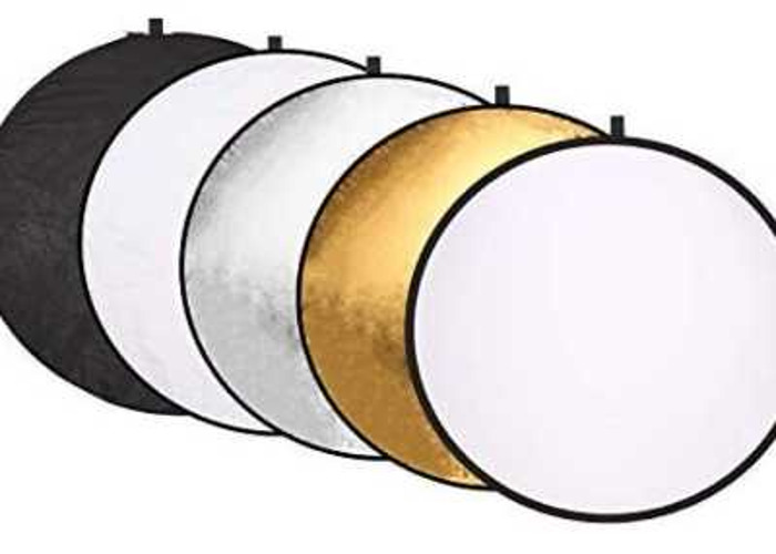 5 in 1 photography reflector/diffuser  - 1
