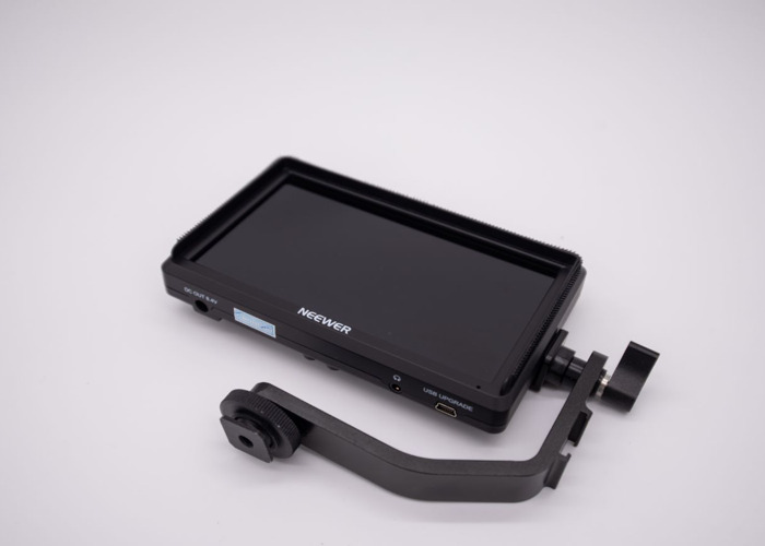 5 Inch Field Monitor 1920x1080IPS (2 Batteries Included) - 1