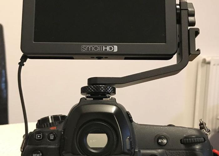 "5"" Small HD Focus Monitor - 2"
