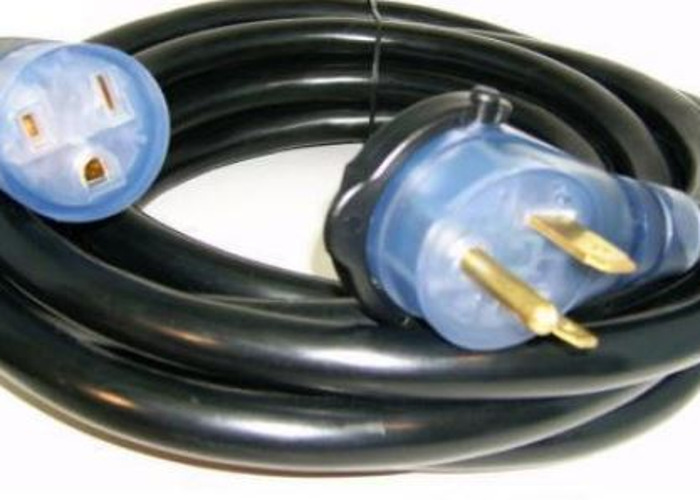 50' 100amps Ext  / Whips - 1