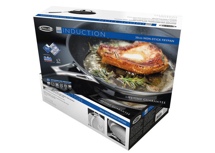 5000 Frying Pan Non-Stick 20cm - 2