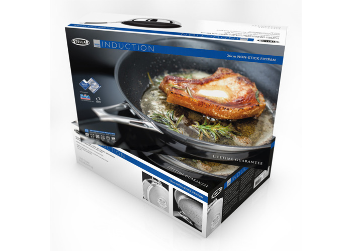 5000 Frying Pan Non-Stick 26cm - 2