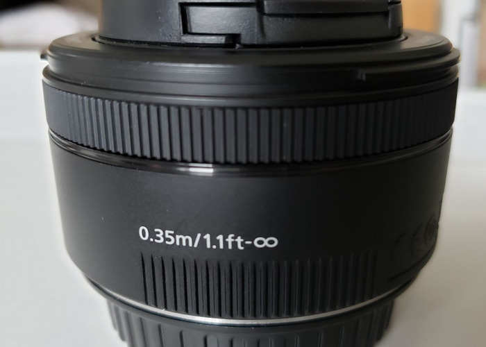 50mm lens for canon - 1